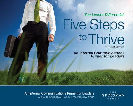 5 Steps to Thrive e-book