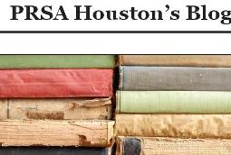 PRSA Houston Blog
