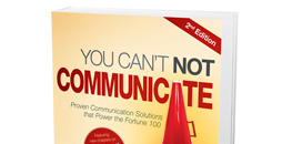 You Can't Not Communicate