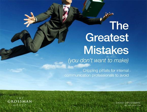 The Greatest Mistakes eBook