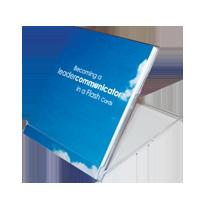 Leader Communicator Flash Cards