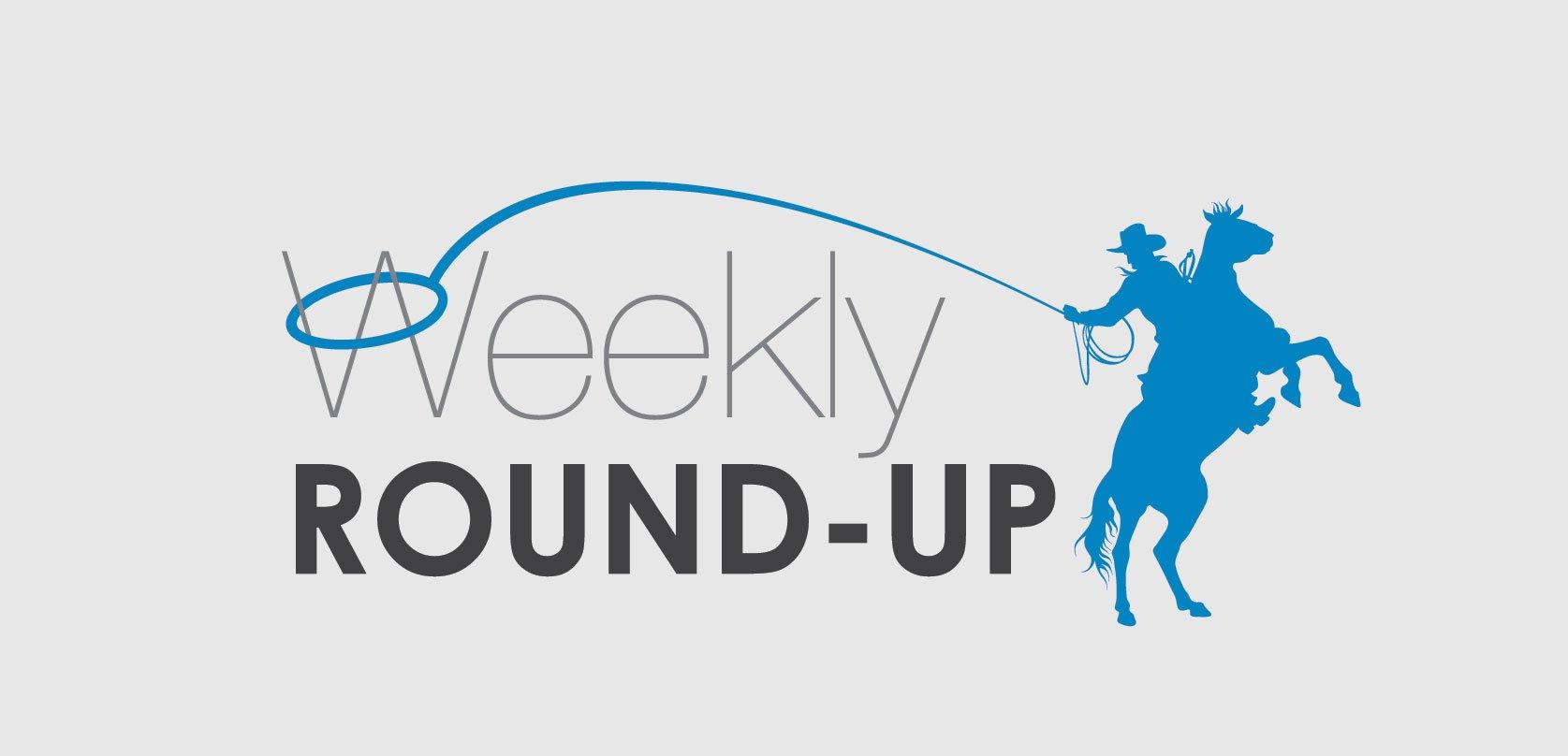 Weekly Round-Up, best blogs, best leadership blogs, the grossman group, david grossman, communication tips