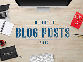 Our Top 14 Blog Posts of 2014 eBook