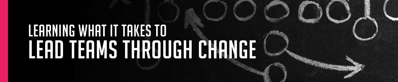 Learning From Other Leaders About What It Takes to Lead Teams Through Change