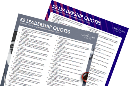 Free Poster Download 52 Leadership Quotes To Inspire You To Lead By