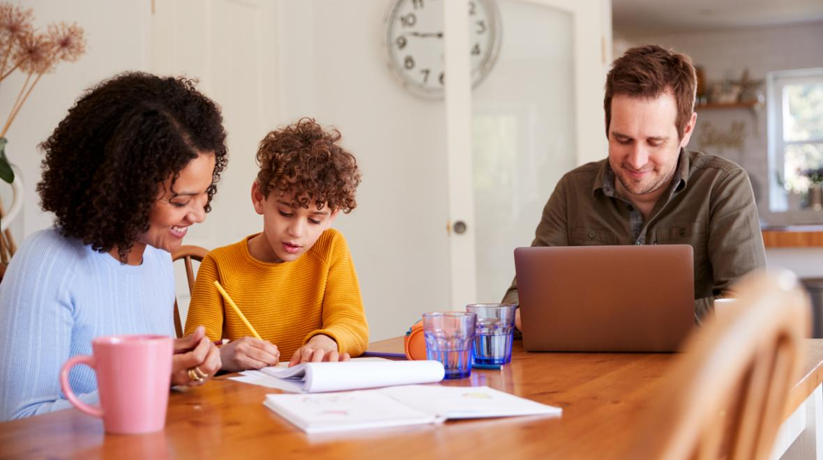 Parents-working-from-home