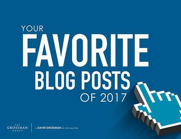 Your Favorite Blog Posts of 2017