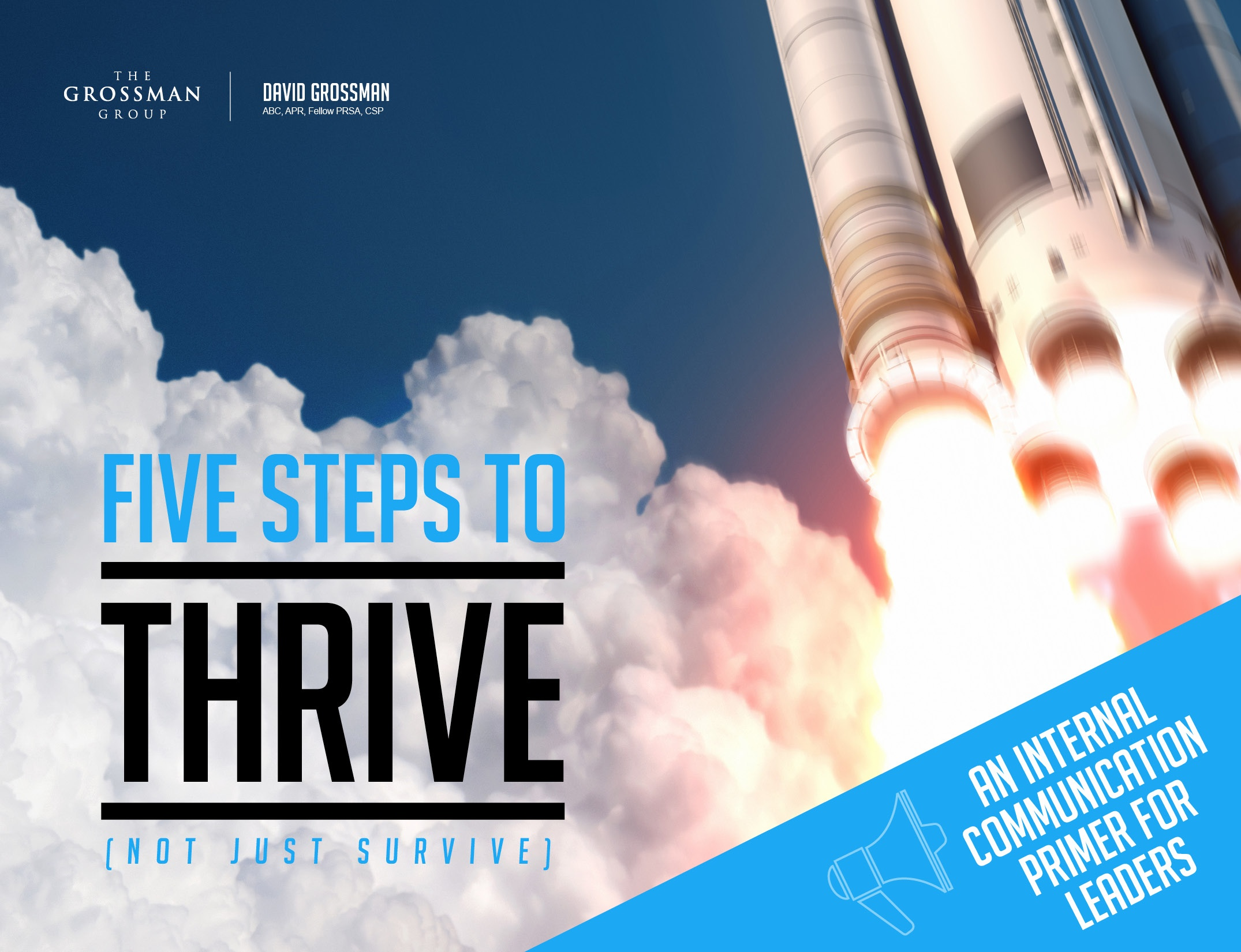 Five Steps to Thrive Ebook
