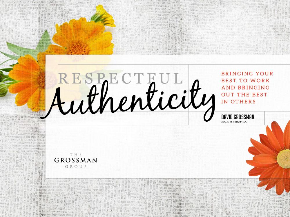 Respectful Authenticity Ebook