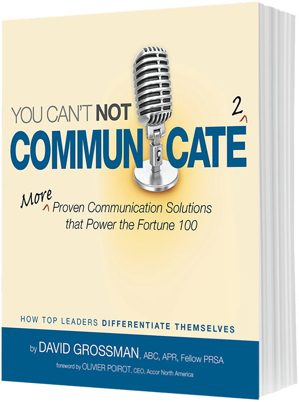 Book: You Can't Not Communicate 2