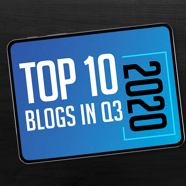Top 10 blogs in Q3 2020