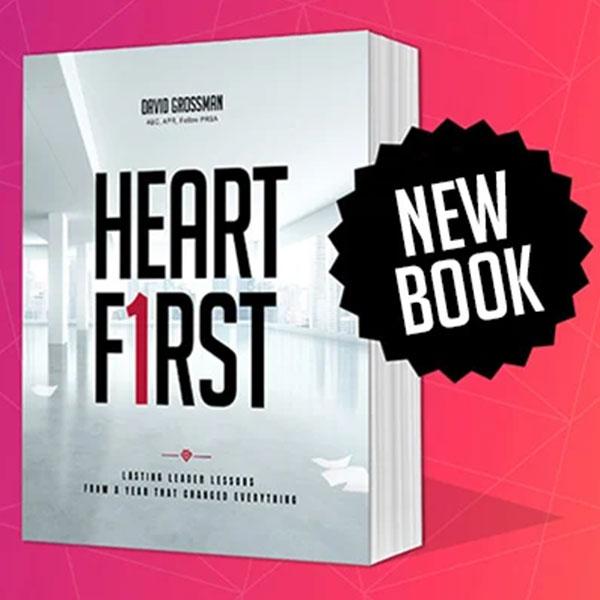 Heart First Book