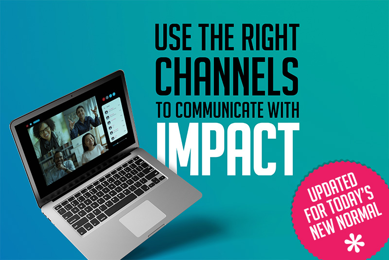 Ebook - Use the Right Communication Channels