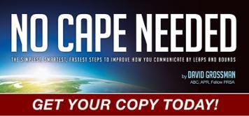 No Cape Needed Leadership Book