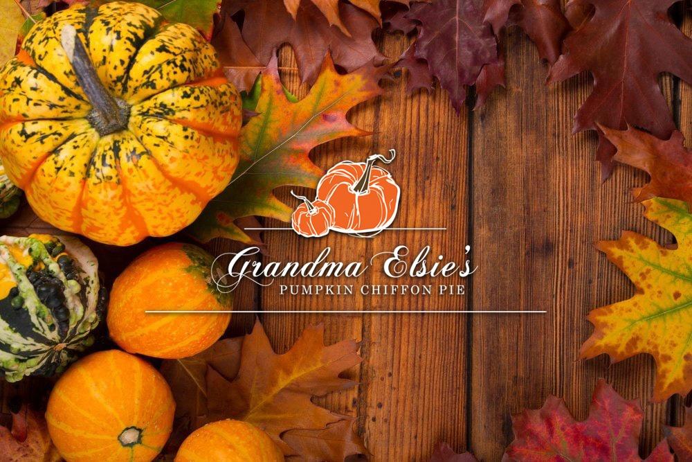Grandma Elsie's Pumpkin Chiffon Pie