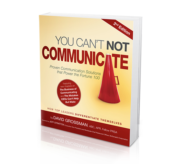 Book Review: You Can't Not Communicate