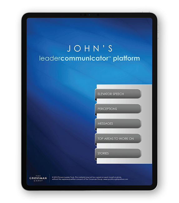 leadercommunicator Platform & ePlatform