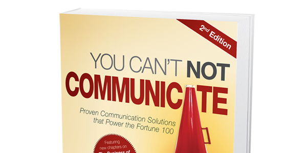 You Can't NOT Communicate 2